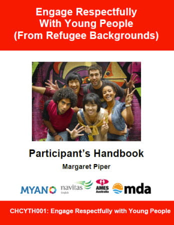 Engage Respectfully with Young People from Refugee Backgrounds