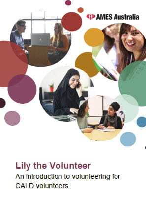 Lily the Volunteer